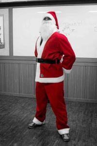 Santa, 'Cause